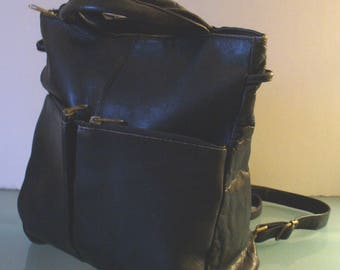 Hobo International Leather  Back Pack