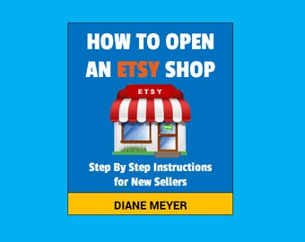 Sell an item, How to start an etsy store, How to open an etsy store, Start an Etsy store, Start Etsy store, Sell on Etsy, How to sell on