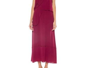 Rei Kawakubo Comme Des Garcons Abstract Slip Dress Size: 4