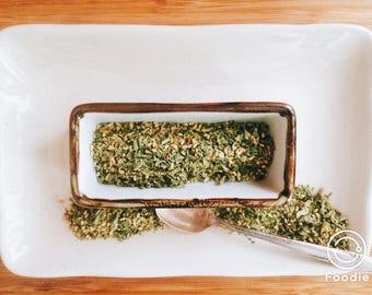 DIP MIX | Garlic Sesame | Dip mix | Seasoning for chicken, hummus, fish, salad dressings, bread dipping, in yogurt for gyros
