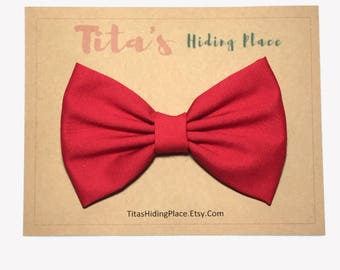 Big Bows For Girls