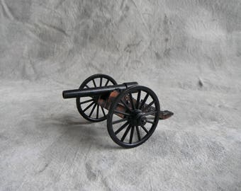 Little Metal Cannon