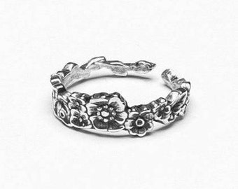 """Spoon Ring: """"Andrea"""" by Silver Spoon Jewelry"""