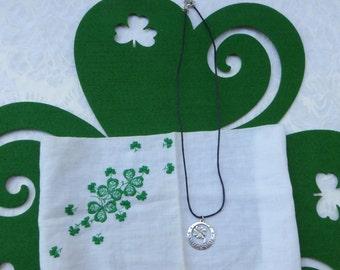Lucky U Necklace / men's jewelery / women's jewelry / teen jewelry / girls jewelry / boys jewelry / men / women / Lucky You