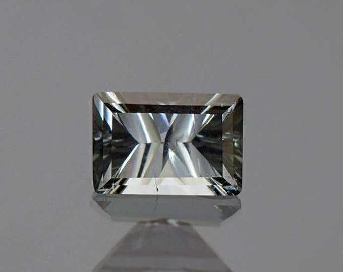 SALE EVENT! Beautiful Silvery Blue Tourmaline Gemstone from Brazil 1.44 cts.