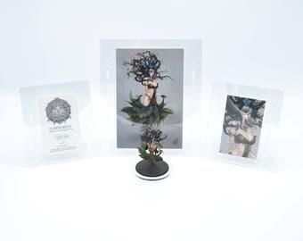 Acrylic Kingdom Death Art Card Display system