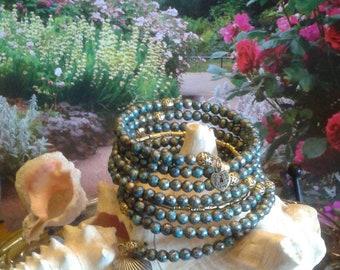 Journey  - Memory Wrap Bracelet