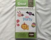 Cricut Cartridge - Create a Critter 2 - Gently Used
