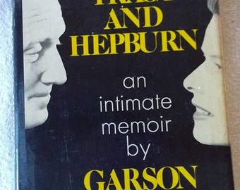 Tracy and Hepburn - A Intimate Memoir -  No Cover