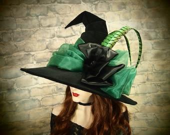 "Witch Hat ""Green Goddess"""