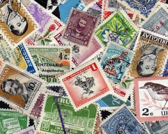 Uruguay Stamps, 50 Diff, Uruguay Postage stamps, Stamps, South American Stamps, Uruguay Stamps, Postage Stamps, Stamp Collection, Stamps