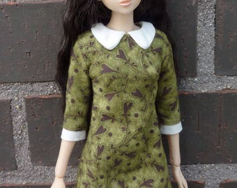 Dress for Momoko dolls.