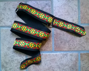 Guitar Strap - Handmade only piece