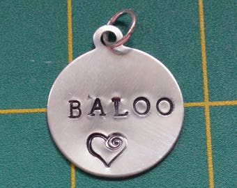 Dog/Cat Name Tags
