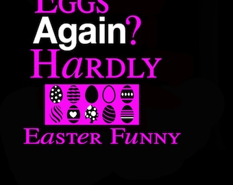 Eggs Again Hardly 20 Cards Of Easter Funny