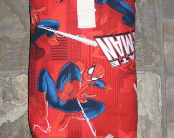 Spiderman Diaper Clutch; Marvel Superheroes