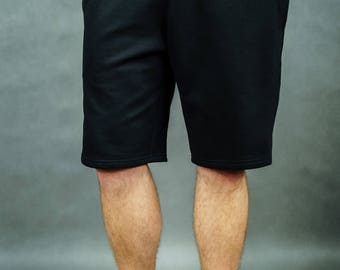 City Shorts Black