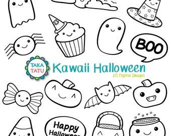 Cute halloween   Etsy