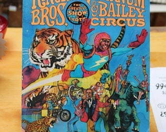 Ringling Bros. and Barnum & Bailey Circus 108th Edition (1979)