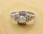 1ct TW Diamond Engagement Ring