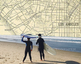 Mapping Los Angeles