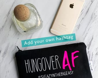 Hangover Kit Bags - Multiple Colors - Hangover Kit - Oh Shit Kit - 21st Birthday Hangover Kit - Bachelorette Hangover Bags