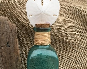 Sea Shell Bottle