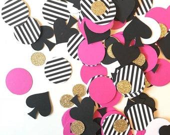 Kate Spade Confetti/Bridal Shower Confetti/Engagement Confetti
