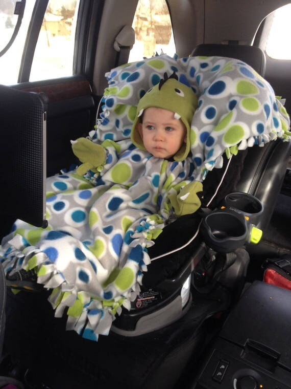 Easy Car Seat Cover Pattern