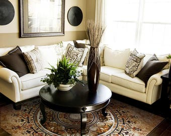 "TA00013  ""Ancient Persia"" Adhesive PVC floor decoration"