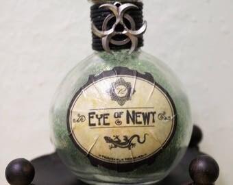 Eye of Newt Potion Bottle