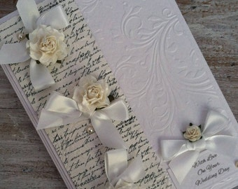 Wedding Card,  Engagement, Anniversary, Birthday, Personalized, Wife To be, Fiancee