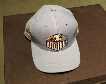 Vintage Kansas City Wizards MLS Hat!  Original!