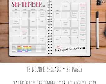 2019-16 Academic Calendar Template printable academic calendar 2019 16   Leon.seattlebaby.co
