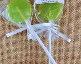 12 Ambrosia Lollipops