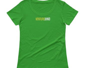 VenturaKind Ladies' Scoopneck T-Shirt