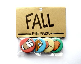 Fall Pin Pack