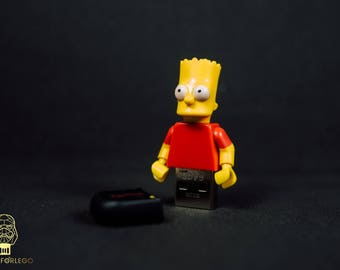 Bart Simpson Lego USB stick (SanDisk)