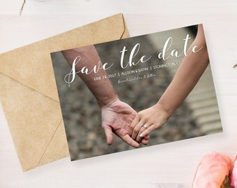 Save The Dates | Engagement Card | Save The Date Cards | Wedding Announcement | Wedding Cards | Wedding Ideas | Save The Date Postcard