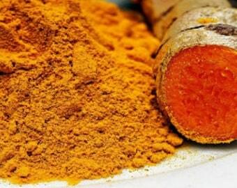 5 oz (140 grams) Ground Turmeric Powder (tumeric) CURCUMA MOLIDO Root SPICE Gauri Haldi Indian Saffron