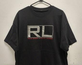 Ralph Lauren Polo Sport T-Shirt 1990s Ralph Lauren Polo Sport Tee Shirt