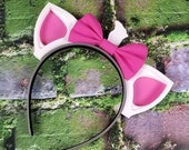 I'm A Lady Interchangeable 3D Printed Mouse (cat) Ears