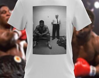 Mike Tyson & Cus D'Amato boxing T-Shirt