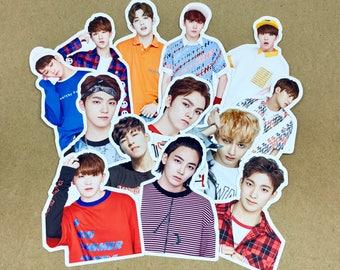 Seventeen Stickers