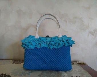 """Shopping bag """"Turquoise""""-quality for a casual yet stylish"""