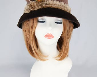 Bear Hat (light brown)