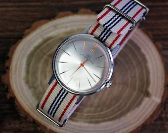 Vintage watch - Luch ussr watch - Russian watch - Soviet watch - Mechanical watch - Retro watch - Wrist watch - Rare watch