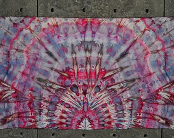 "Tie Dye Tapestry dorm decor Psychodelic UV glow Fluorescent Tapestry 39x59"" 1x1.5m Valentines Day Gift For Her Gift for girlfriend"