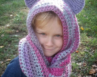 The Lil Kitty Cat Cowl