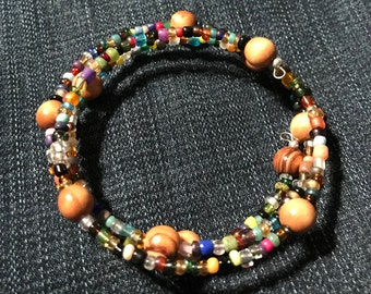 Casual Beaded Whimsy